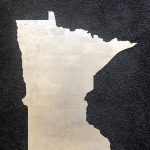 Minnesota Silhouette